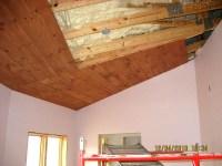 Update: Wood Plank Ceilings