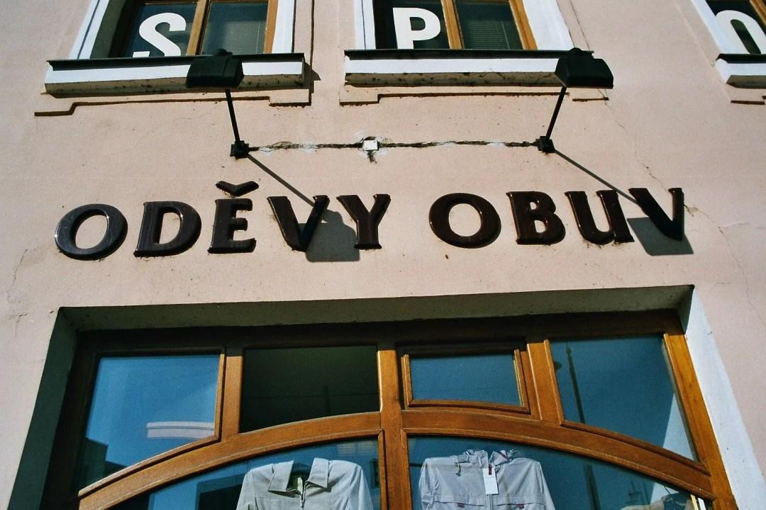 Novy Bor - Odevy