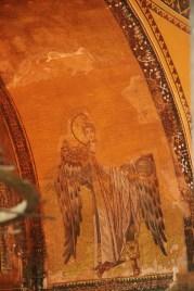 Arhangelul Gabriel, Hagia Sofia