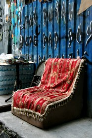 Colț de cafenea, Istanbul