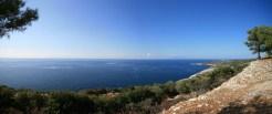 South coast, Thassos