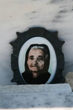 Theologos, Cemetery