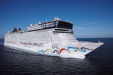 Norwegian Cruise Epic