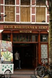 Marijuana museum, Amsterdam