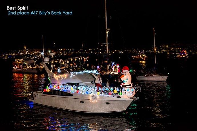 Best Spirit 2nd No.47 Billys Back Yard