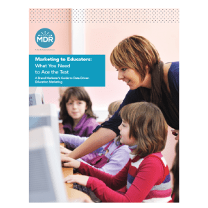 Marketing to Educators report thumbnail