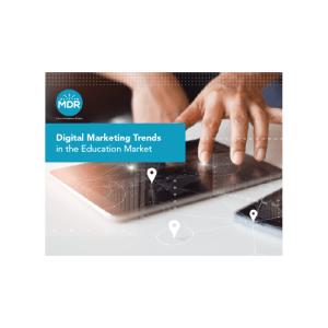 digital marketing trends in education report thumbnail