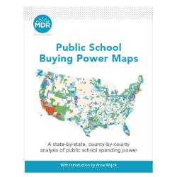 Public School Buying Power Maps