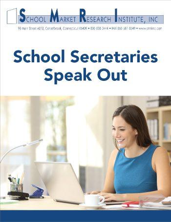 School Secretaries Speak Out report cover