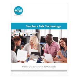 Teachers Talk Tech report thumbnail