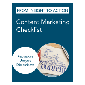 MDR Best Practice: Content Marketing Checklist thumbnail