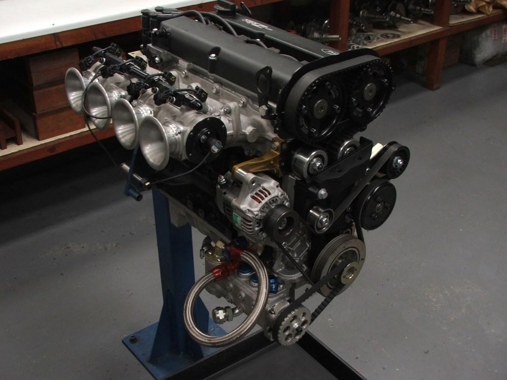 medium resolution of new ford zetec 2 0l