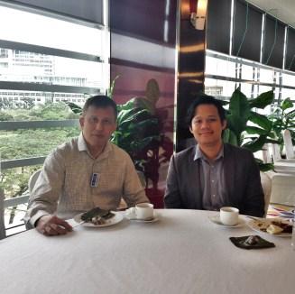 with Assoc Prof Tn Syed Sobri Zubir