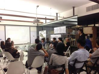 House Vision KL design review at ZLG Office