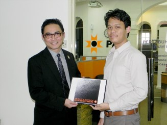 with Ar. Saifuddin Ahmad