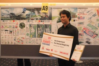 UAC Architecture Student Design Competition 2011 (Intervarsity Level) Interview