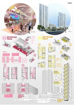 PR1MA PAM Idea Competition for Affordable Housing at Brickfields Kuala Lumpur 3