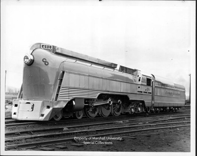 Railroads And Railroad Stations Tri State Marshall