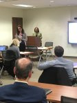 Elder Abuse presentation at MSRN March 7, 2016 meeting. Presenters: Nicole Beyer and LaWanda Salisbury, Baltimore County, Adult Protective Services, Dept of Social Services.