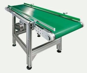 Sigma Profil Şaseli PVC Bantlı Konveyör
