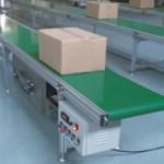 Alüminyum Şaseli PVC Bantlı Konveyör