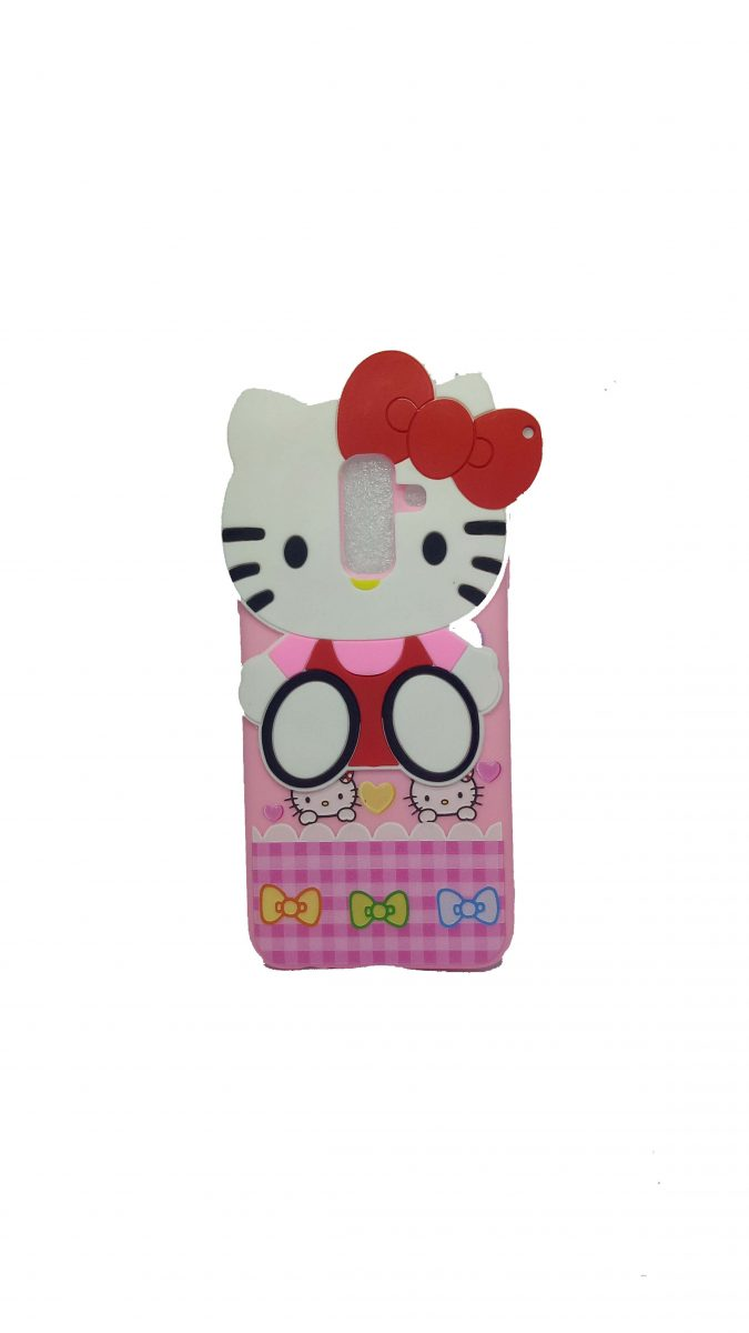 Samsung J6 2018 Hello kitty mobile back cover for girls