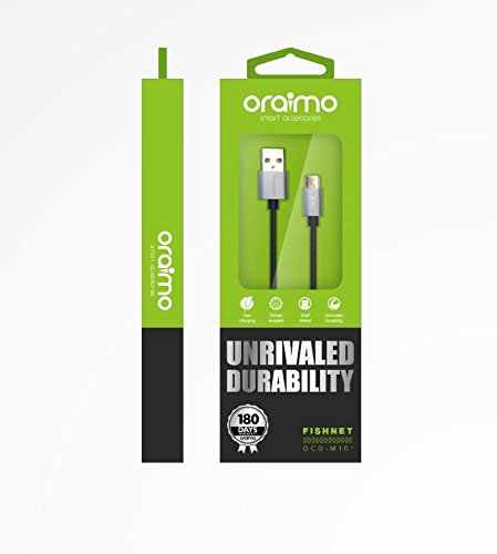 Oraimo Fishnet Data Cable OCD-M101