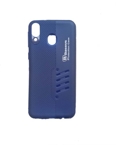 Samsung M20 Back cover Blue