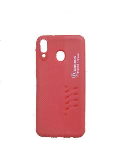 Samsung M20 Back cover Red