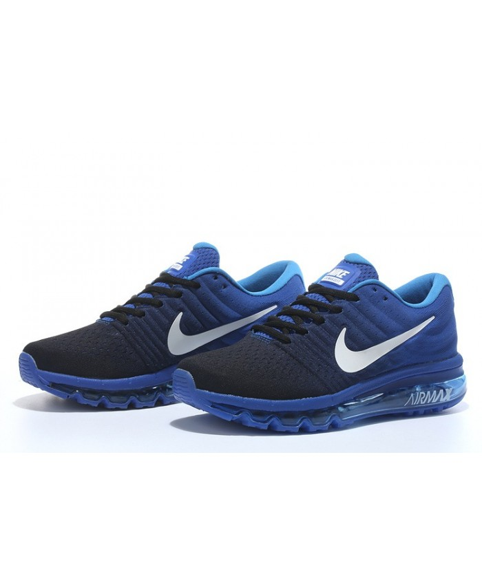 Airmax 2017 Sports Shoes (Blue)
