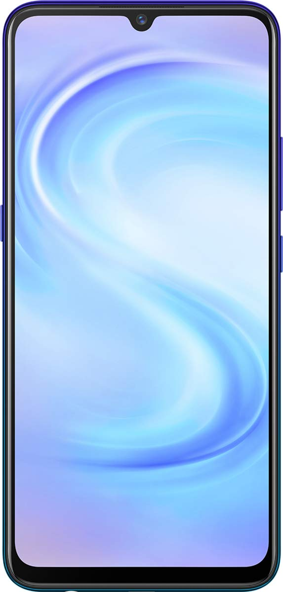 Vivo S1 Diamond Black (4GB RAM 128GB Memory)