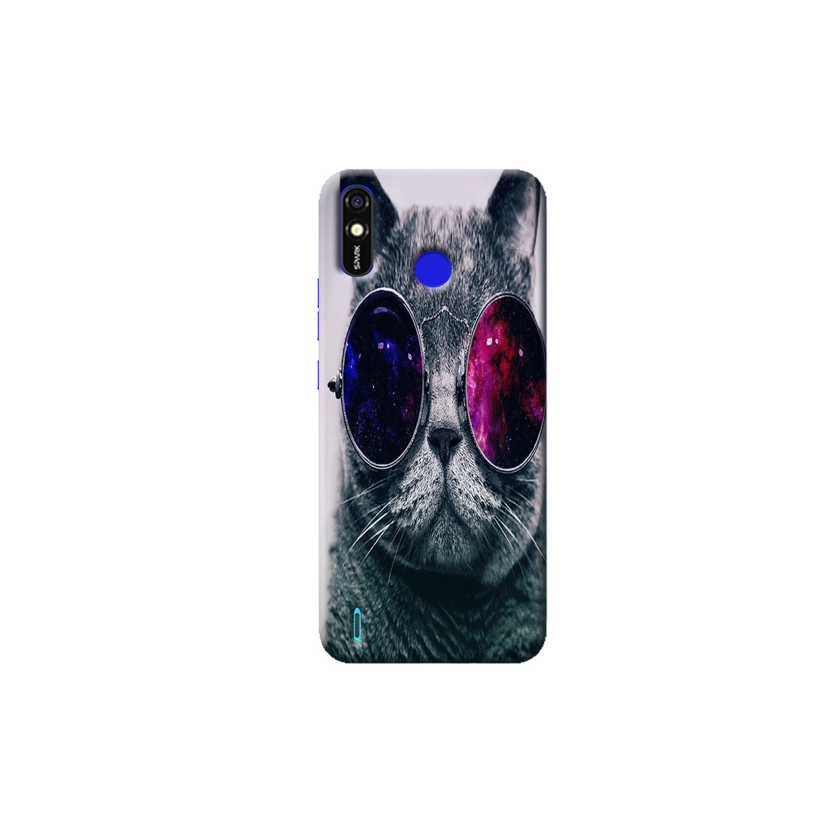 Tecno Spark Go Plus Back Cover (Cat)