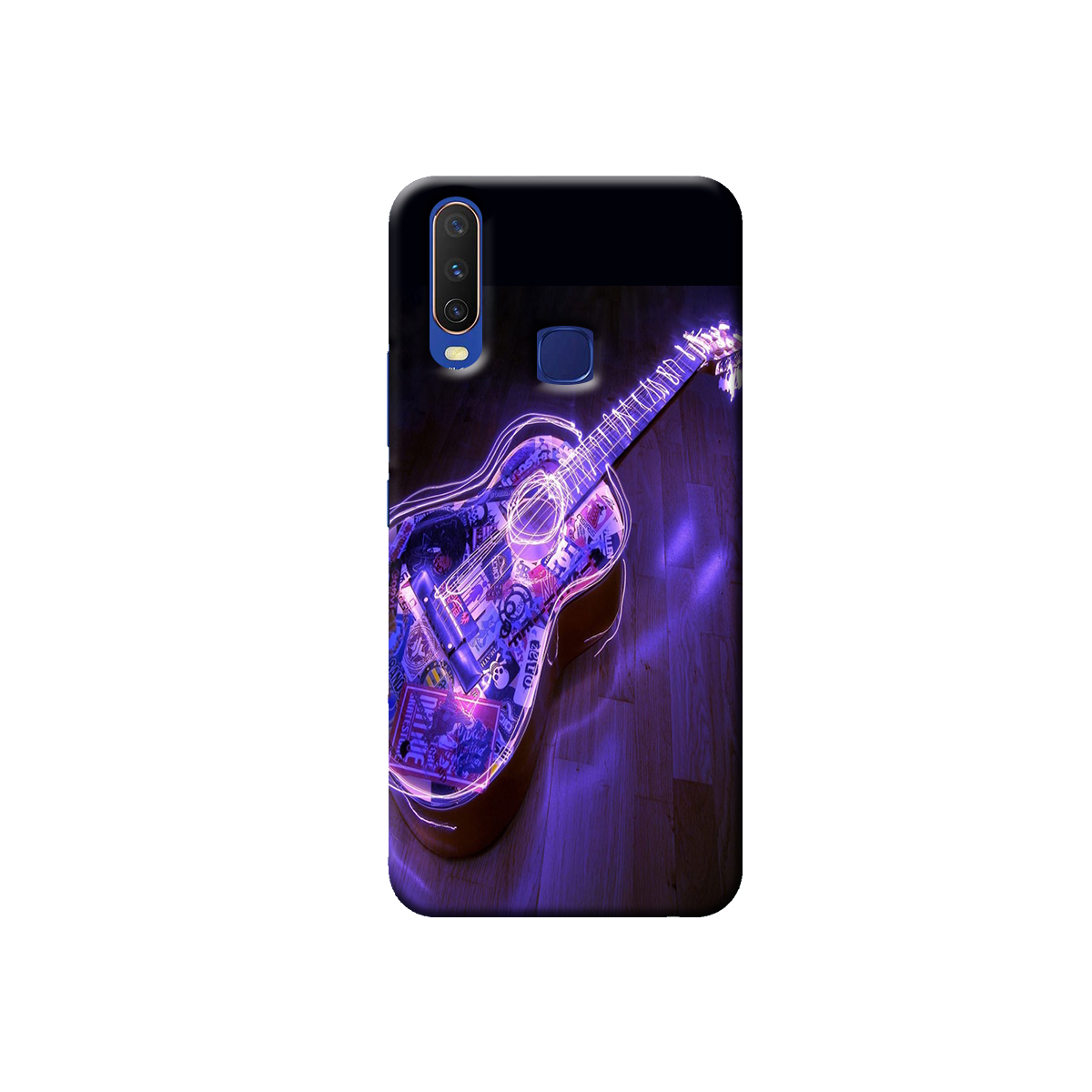 Vivo Y12 / Y15 / Y17 Back cover (Guitar)