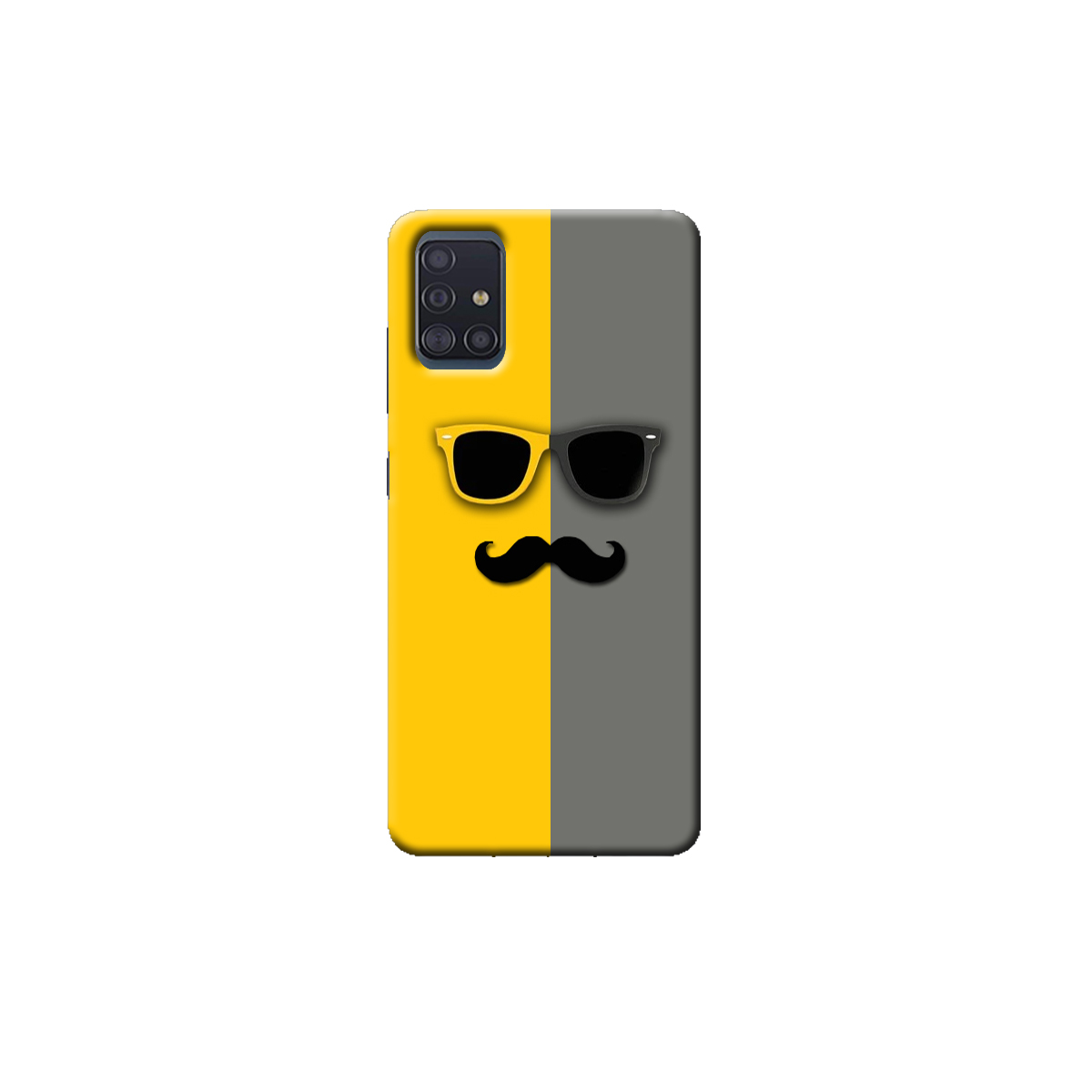 samsung A51 Back cover (Hipster)