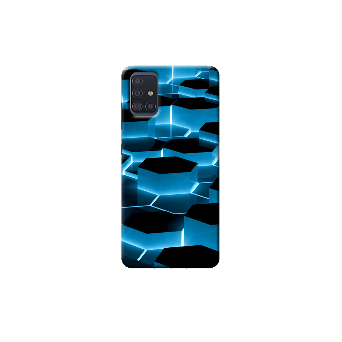 samsung A51 Back cover (3D)