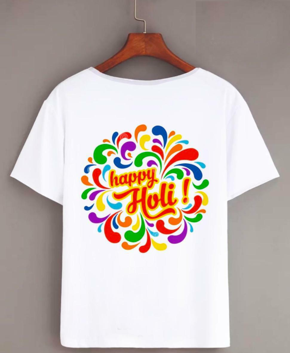 Happy Holi Tshirt