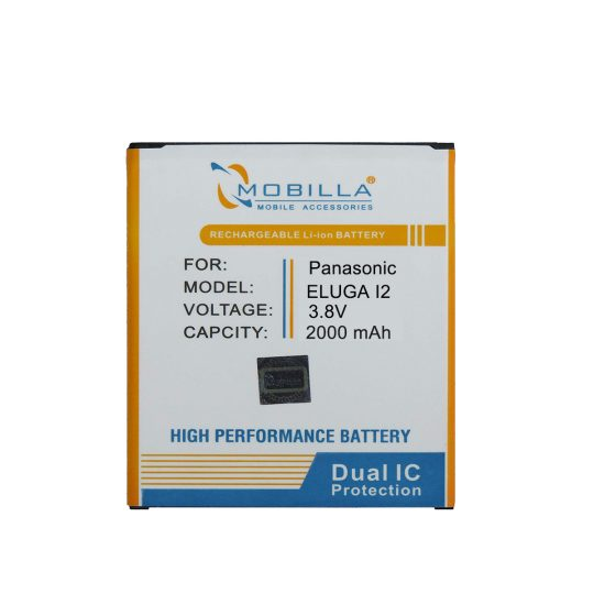 panasonic Eluga I2 Battery (Mobilla)
