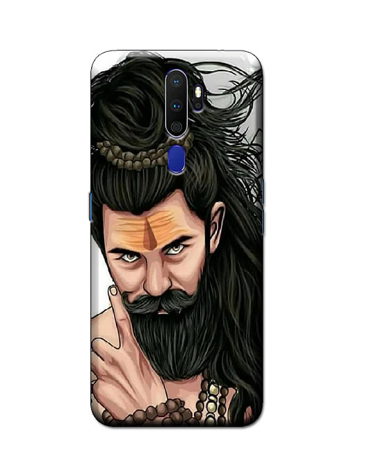 oppo a9 2020 back cover (Baba)