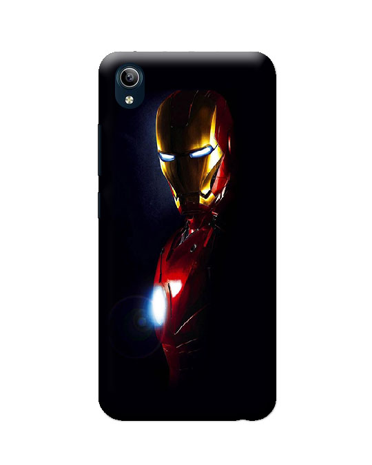 vivo Y91i Back Cover (Avenger)