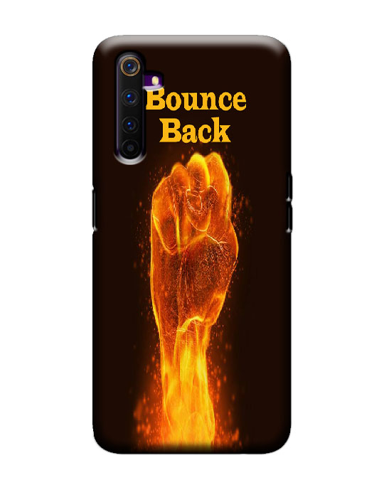 realme 6 pro mobile cover (bounce back)