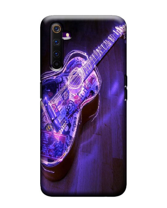 realme 6 pro mobile cover (guitar)