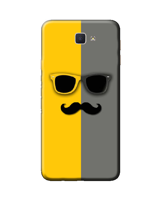 samsung galaxy j7 prime back cover (Hipster)