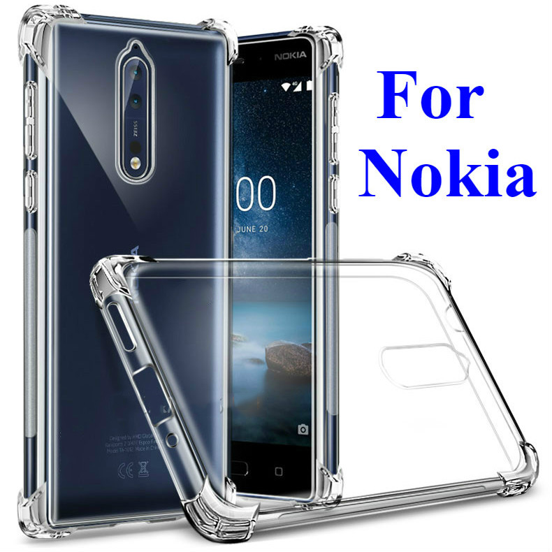 Nokia 4.2 Transparent Back cover (case)