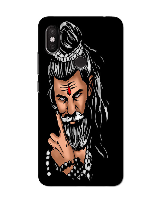 redmi y2 back cover (Mahadev)