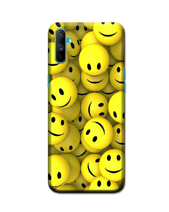 realme c3 ka cover (Smiley)
