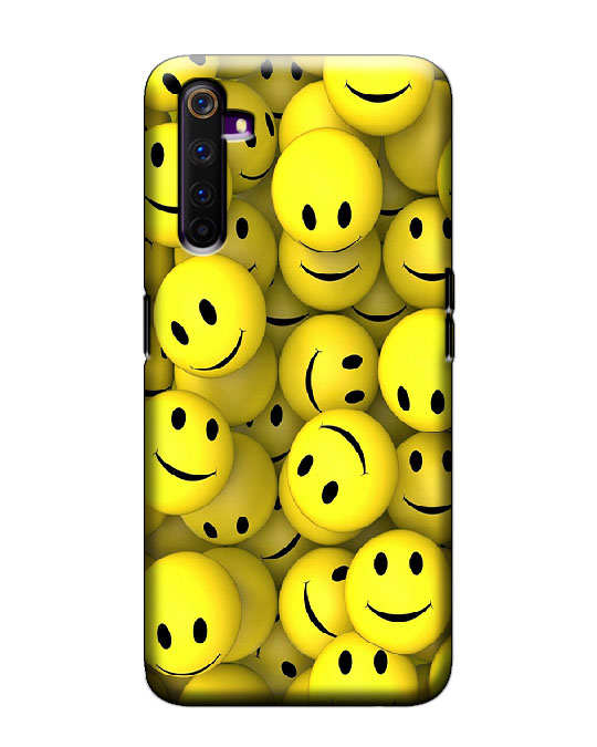 realme 6 Pro cover (Smiley)