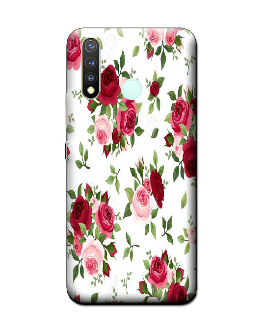 vivo y19 back cover (Pattern)
