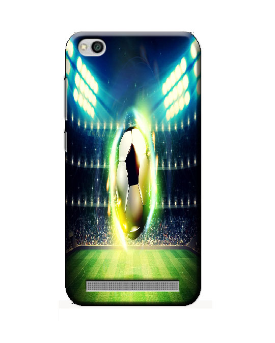 Redmi 5A back cover (Football)