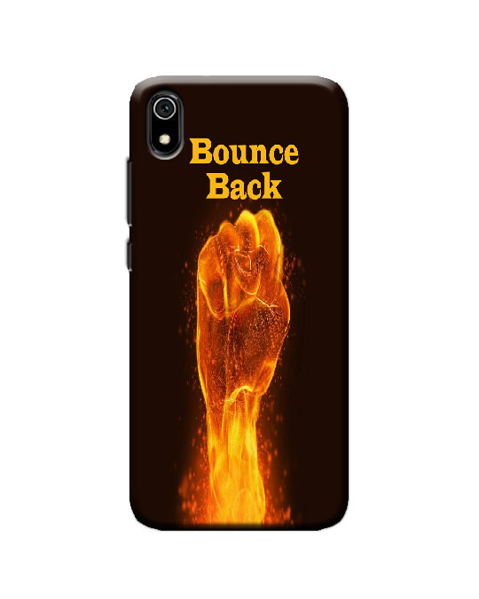 Redmi 7A back cover (bounce back)