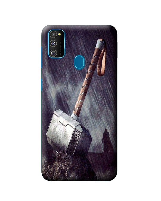 galaxy m30s back cover (thor)